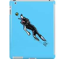 Border Collie in Action iPad Case/Skin