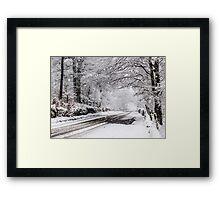 Granby Wood Framed Print
