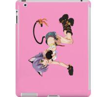 Sexy cat girl woman  iPad Case/Skin