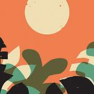 Jungle Sun #2 by Wilmer Murillo