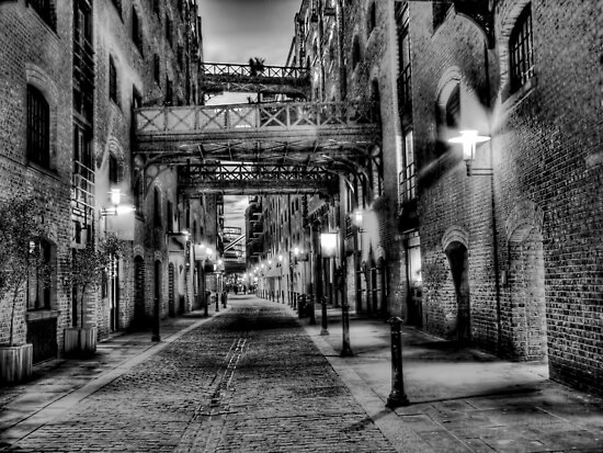 Edwardian London - HDR by Colin J Williams Photography
