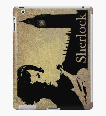 Sherlock Holmes - Ipad Case iPad Case/Skin