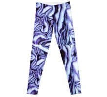 Sliced intersection detailed life. Leggings