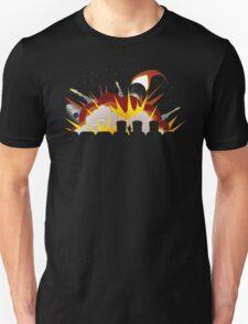 Mystery Crash Theater Unisex T-Shirt