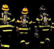 Ocean City Firemen by BeachBumPics