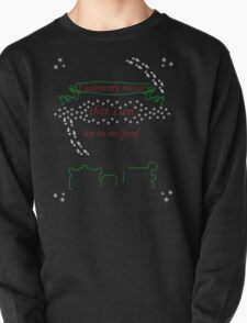 Ugly Christmas Sweater - Mauraders Map T-Shirt