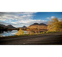 Sutherland National Park, Scotland. Photographic Print