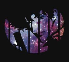 Cowboy Bebop Nebula - Assorted Colors by MissDoobie