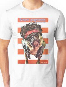 bruce pugsteen Unisex T-Shirt