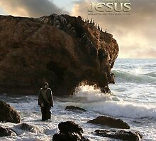 Jesus: Call on Me and I will come to you (iPad Case) by Angelicus
