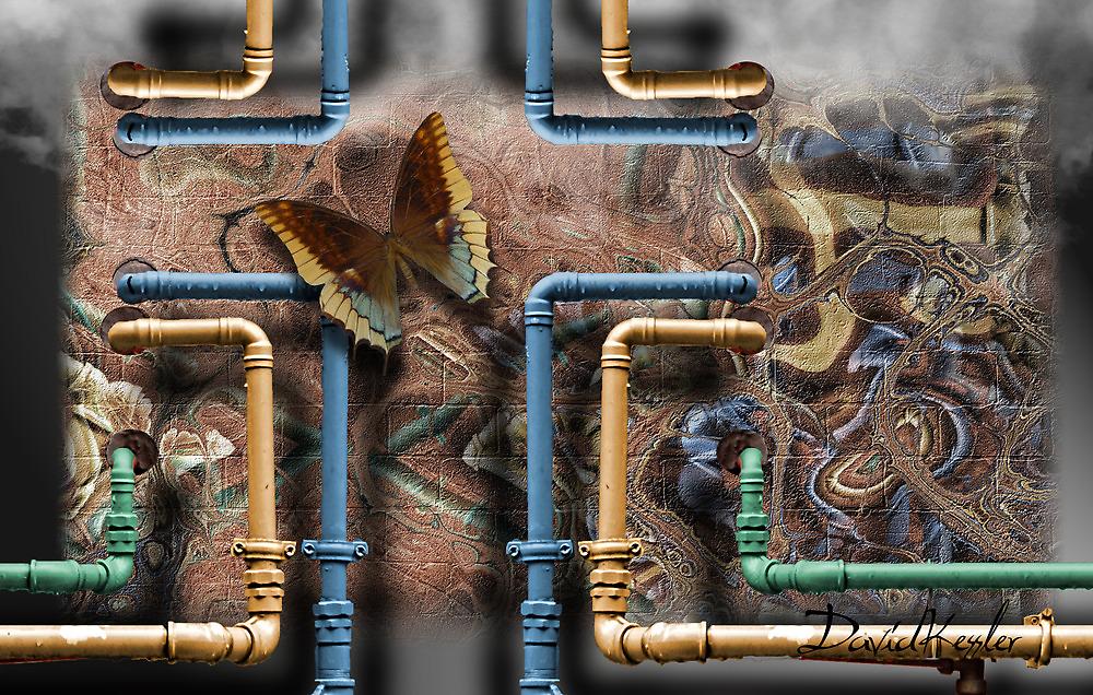 pipe dream I by David Kessler
