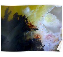 Monster's Lair (Rosella Opalite) Poster