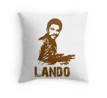 Lando Throw Pillow