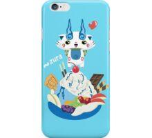 Ice Cream Komasan iPhone Case/Skin