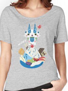 Ice Cream Komasan Women's Relaxed Fit T-Shirt