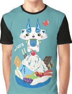 Ice Cream Komasan Graphic T-Shirt