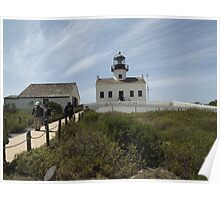 Historic Old Point Loma Lighthouse Poster