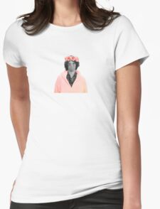 Flower Crown Danny Sexbang Womens Fitted T-Shirt