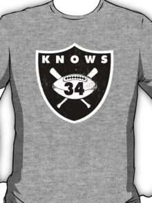 "VICTRS ""34 Knows""  T-Shirt"