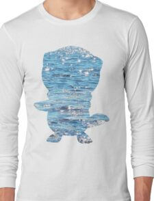 Oshawott used Scald Long Sleeve T-Shirt