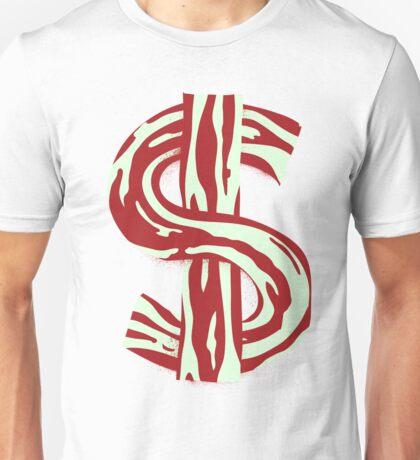 Bacon Bucks Unisex T-Shirt