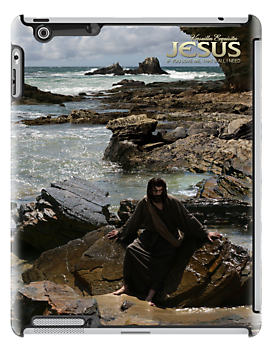 Jesus: If you love Me, that&#x27;s all I need (iPad Case) by Angelicus