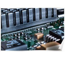 HDR - Components and Heat Sink Poster