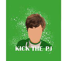 Kick The PJ Inspired Case by fandomchic