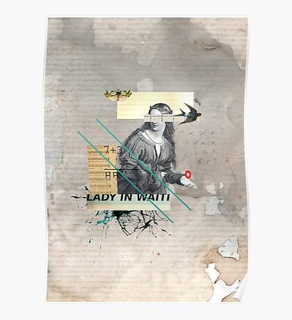 Lady in Waiting Poster