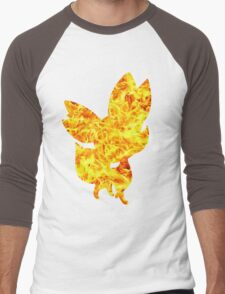 Fenniken used Ember Men's Baseball ¾ T-Shirt