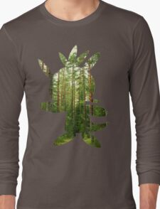 Chespin used Growth Long Sleeve T-Shirt