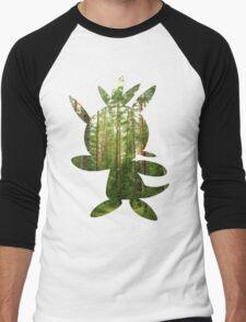 Chespin used Growth Men's Baseball ¾ T-Shirt