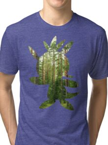 Chespin used Growth Tri-blend T-Shirt