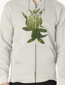 Chespin used Growth Zipped Hoodie