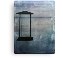Zen Hut Canvas Print