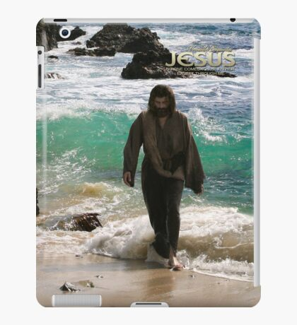 Jesus: No one comes to the Father except through Me (iPad Case) iPad Case/Skin