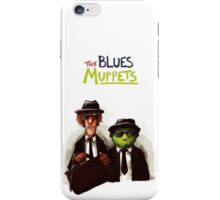 The Blues Muppets iPhone Case/Skin