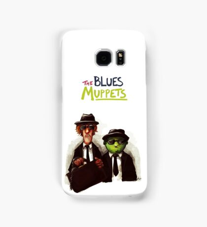 The Blues Muppets Samsung Galaxy Case/Skin