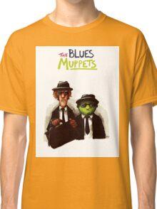 The Blues Muppets Classic T-Shirt