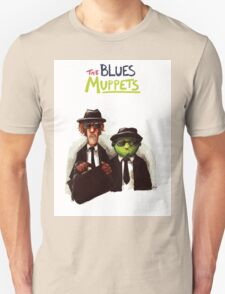 The Blues Muppets T-Shirt