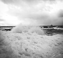 Ice Cold Waves by Jonathan Evans