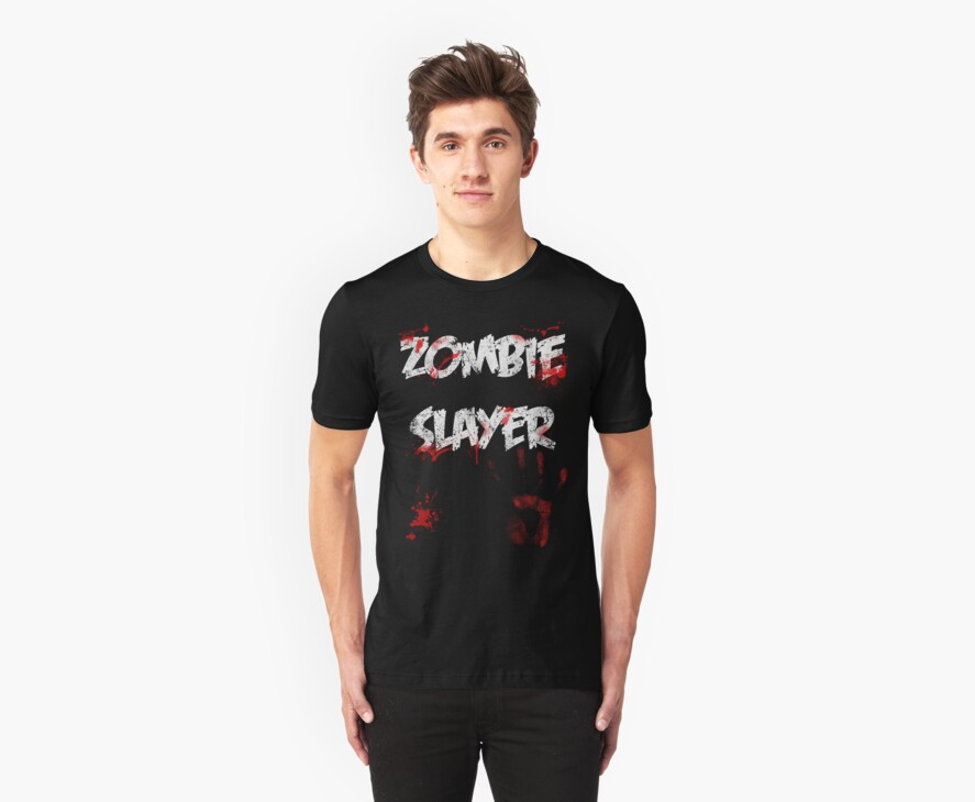 Zombie Slayer by Vigilantees .