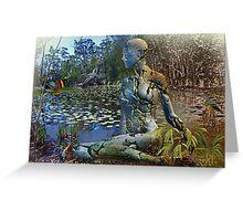 spirit of the land  Greeting Card