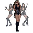 Beyonce Half Time Show - Superbowl XLVII by AstroNance