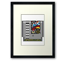 SGW Cartridge Framed Print
