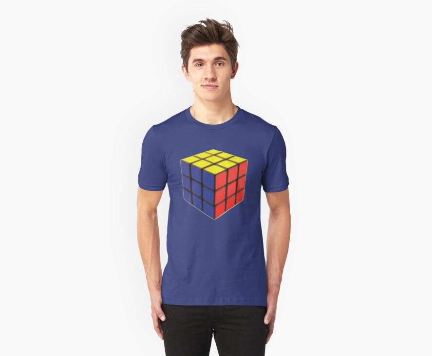 cubo di Rubik by lucapacky
