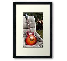 Guild Bluesbird Guitar Framed Print