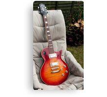 Guild Bluesbird Guitar Canvas Print