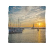Lake Hefner,Oklahoma City USA Scarf
