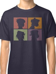 Gorillaz - Demon Days (Silhouette) Classic T-Shirt